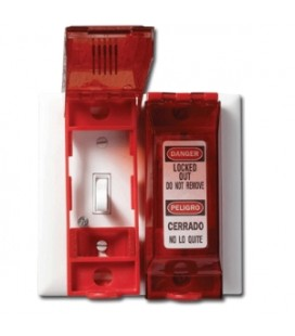 Bloqueo de Interruptor de pared 496B Master Lock