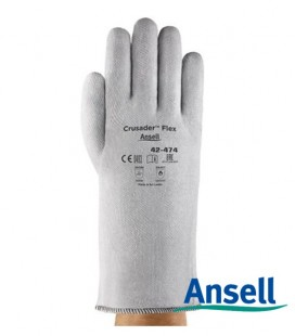 42-474 Guante Crusader Flex Ansell