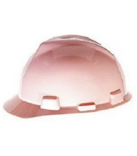 Casco rosa con suspensión Staz-On M2311341AR MSA