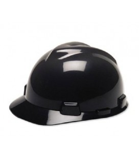 Casco negro con suspensión Staz-On M2311321AR MSA