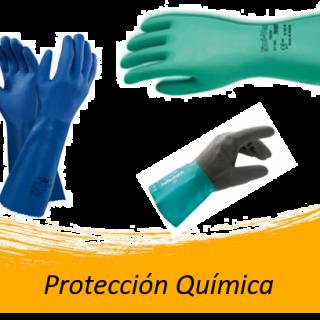 PROTECCION QUIMICA