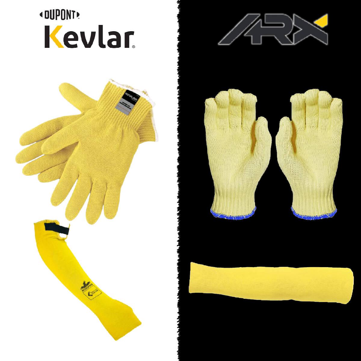 Kevlar VS ARX
