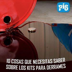 Cover Kits para derrames New Pig